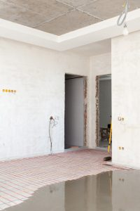 Radiant Floor Heating System in Toronto