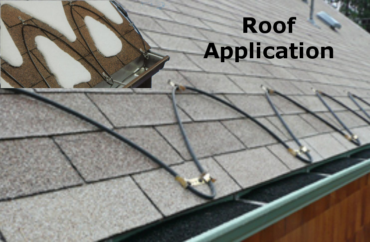 Roof De Icing Toronto Floor Heating Systems Inc