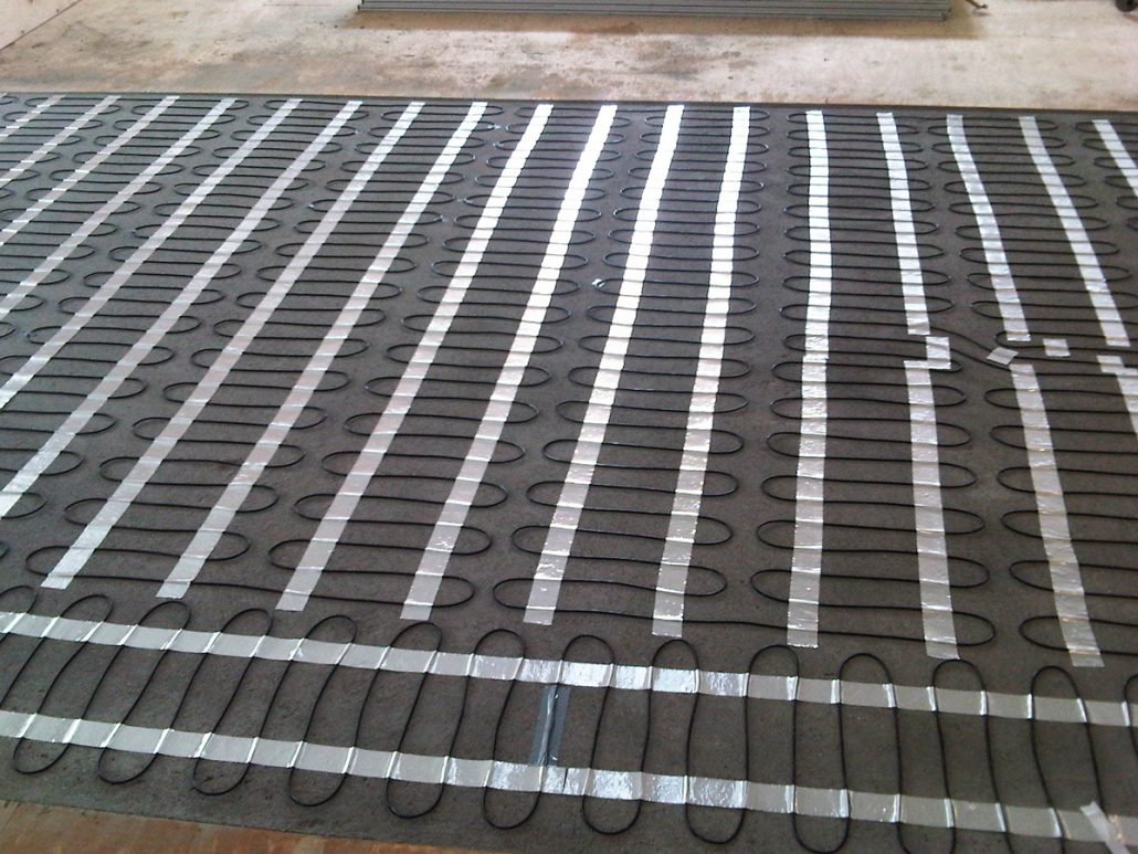 Floor Heating Systems Heavenly Heat Inc