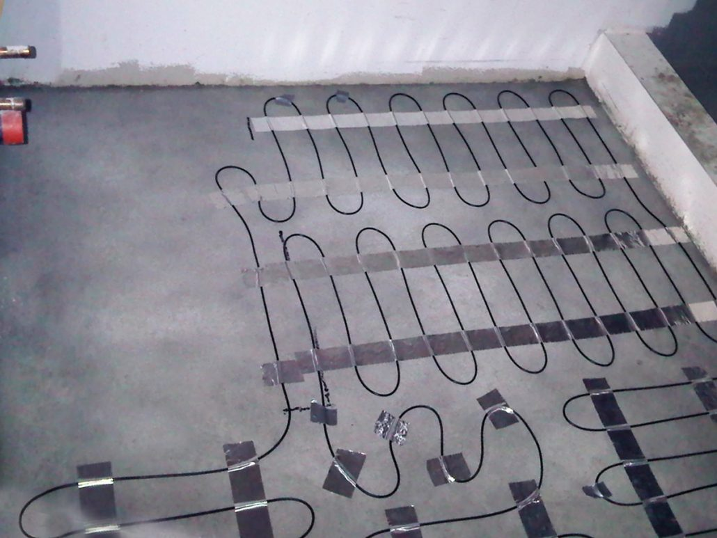 Floor Heating Systems Heavenly Heat Inc - Best floor heating system review
