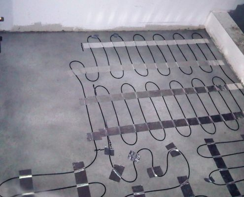 Floor Heating Systems - Rick Thornhill