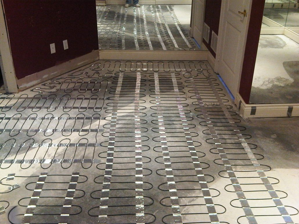 The cost of in floor heating - Floor Heating Systems Rick Thornhill