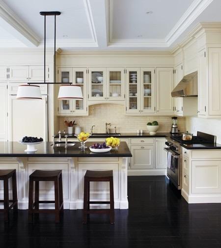 Choosing Kitchen Floors: Dark vs Light - Floor Heating ...