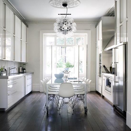 Choosing Kitchen Floors Dark Vs Light Floor Heating Systems Inc
