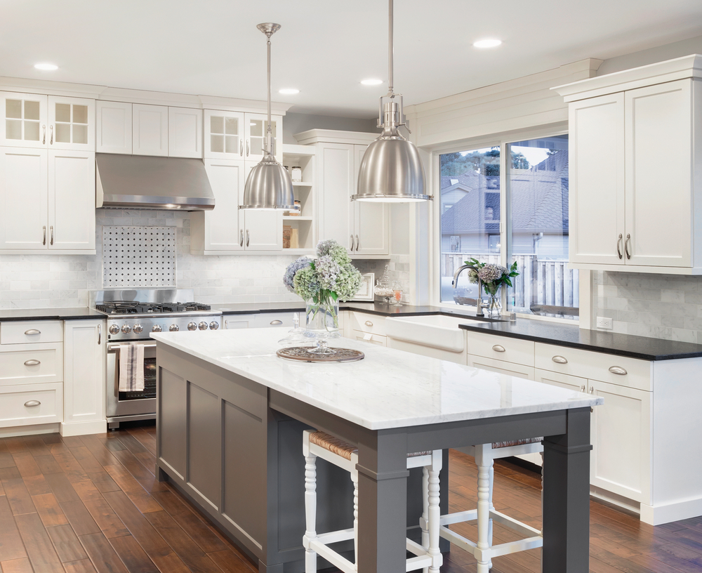 New kitchen trends hottest color combinations to liven up for Kitchen trends