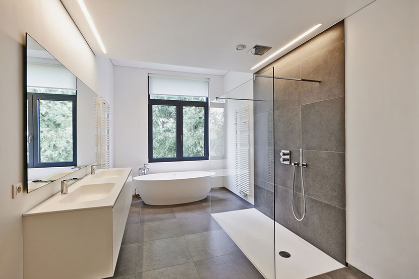 Best Flooring for Bathroom Renovations. Bathroom and home Renovations