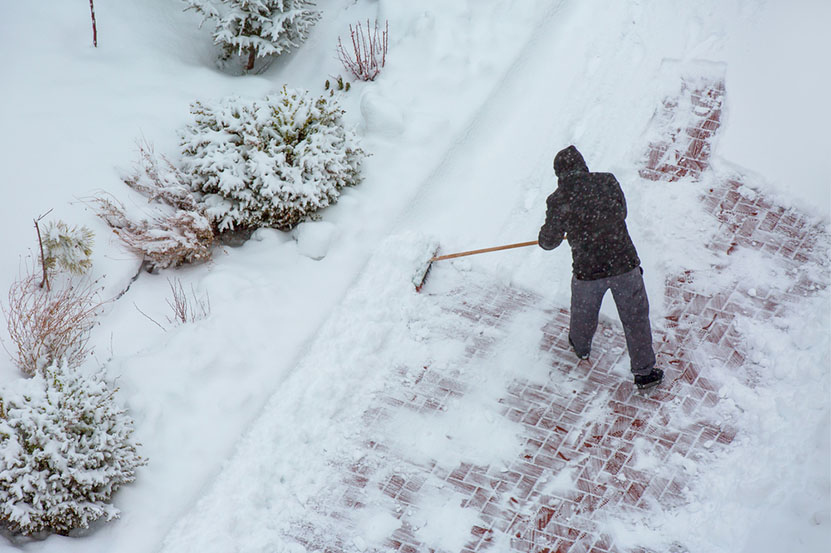 How To Rid Your Driveway Of Black Ice Floor Heating Systems