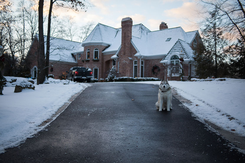 Pros And Cons Of Heated Driveways Floor Heating Systems
