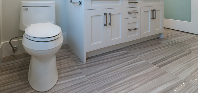 Radiant floor heating in bathroom floor heating systems inc for How to heat a bathroom