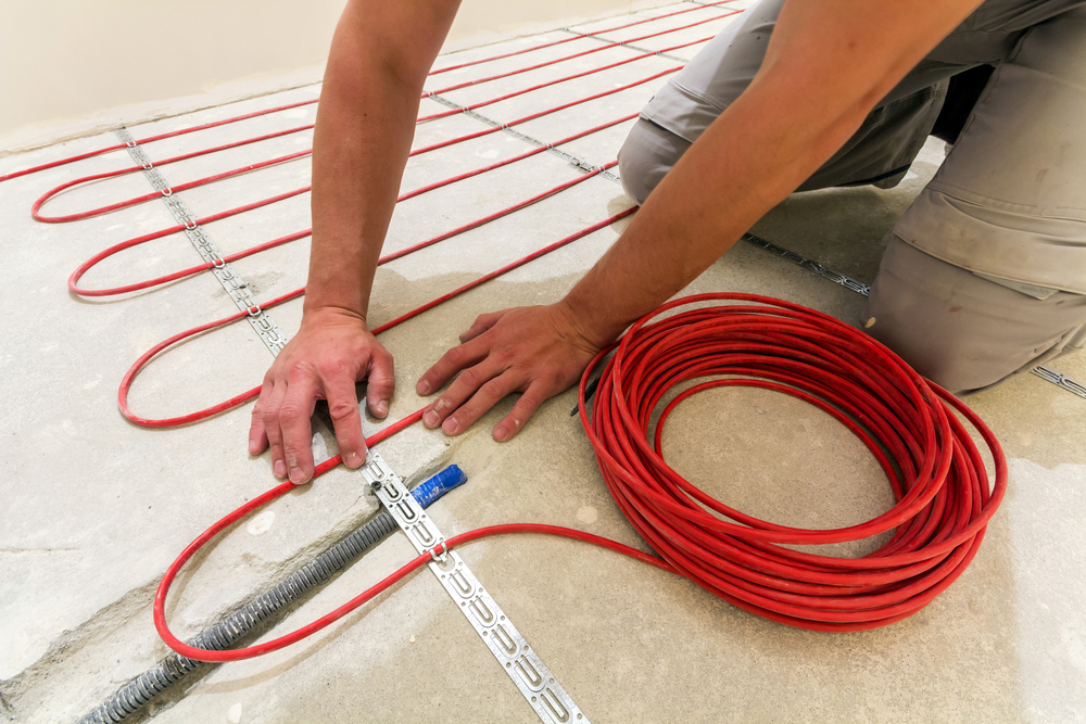 Should I Install Heat Cables? | Floor Heating Systems Inc.