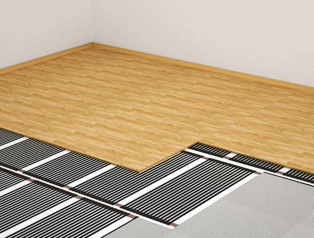 The Cost Of Installing A Radiant Floor Heating System - Cost of installing underfloor heating