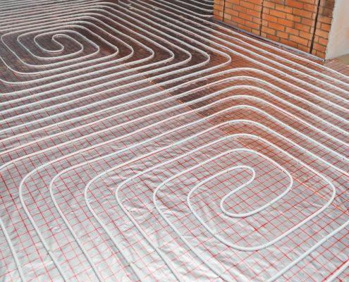 Radiant Floor Heating Systems Work