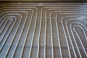 Driveway heating system Calgary