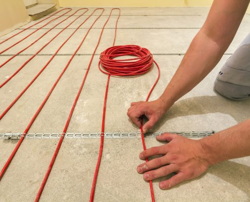 Guide to Underfloor Heating Heat Output