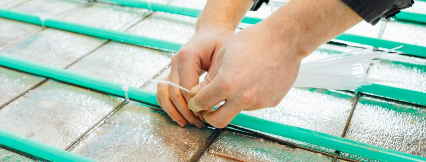 Electric Vs Water Floor Heating Systems Toronto
