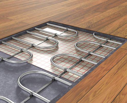 Underfloor Heating Systems Canada