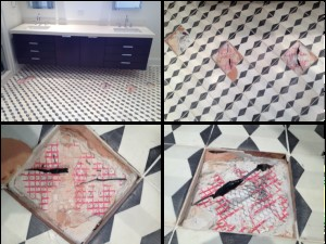 What Could Damage Heated Floors?